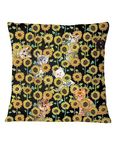Cats sunflower - HL