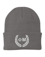 Embroidered Laurel Phi Mu Knit Beanie thumbnail