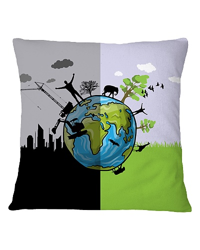 Earth black and green - HL