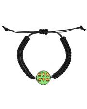 Cat emoji - JY Cord Circle Bracelet thumbnail