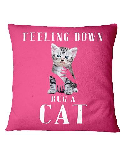 Feeling down Hug a cat - HL