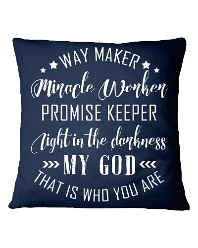 Promise Keeper Light In The Darkness My God