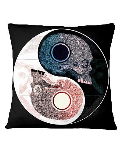 Skull yin yang - HL