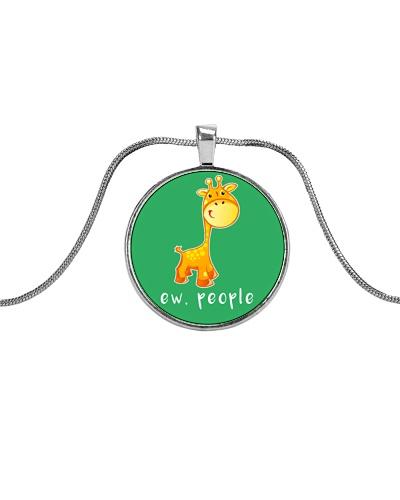 Giraffe ew people - JY