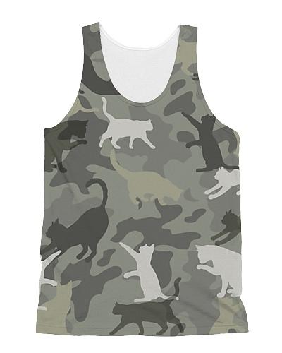 Cat Camouflage TT
