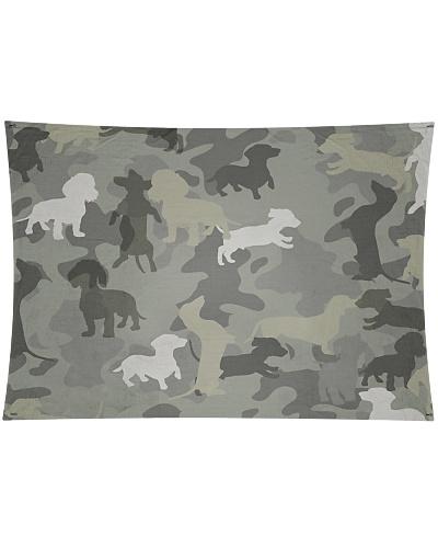 Dachshund Camouflage WT