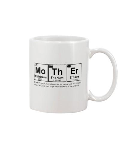 Chemist Moms - Funny Chemistry Mother