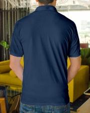 Embroidered Laurel Delta Gamma Classic Polo back