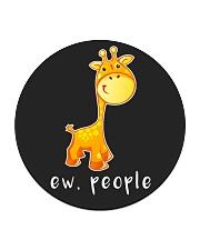 Giraffe ew people - HL Circle Coaster thumbnail