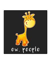 Giraffe ew people - HL Square Coaster thumbnail