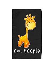 Giraffe ew people - HL Hand Towel thumbnail