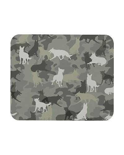 German Shepherd Camouflage MP