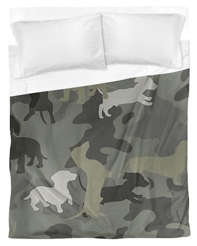 Dachshund Camouflage DC