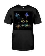 Amazing cat Classic T-Shirt front