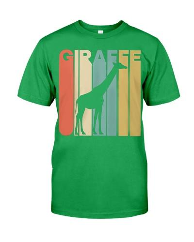 Giraffe Vintage - AL