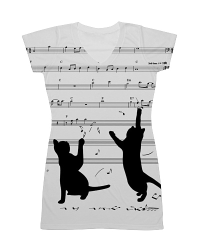 Cats play music - AL