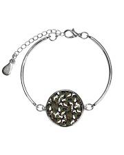 Camo cats - JY Metallic Circle Bracelet thumbnail