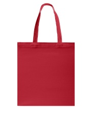 Girls deserve everything - AS Tote Bag back