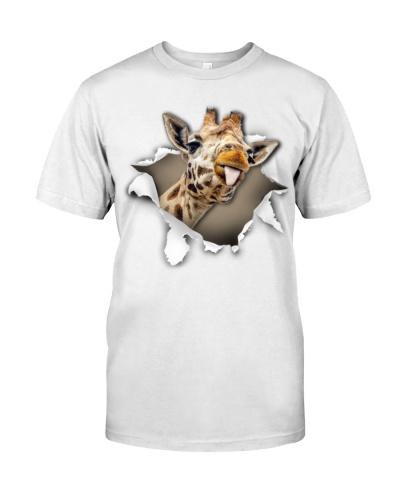 Giraffe Torn - AL