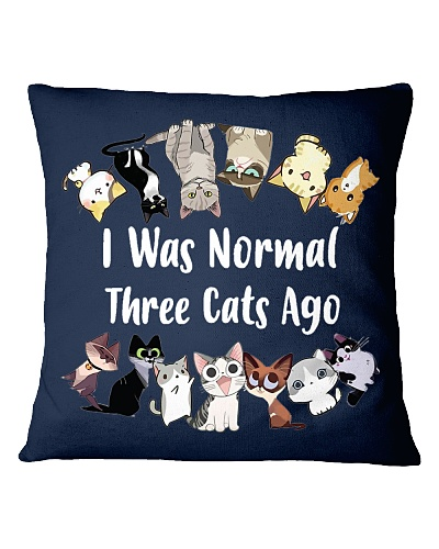 I was normal three cats ago - HL