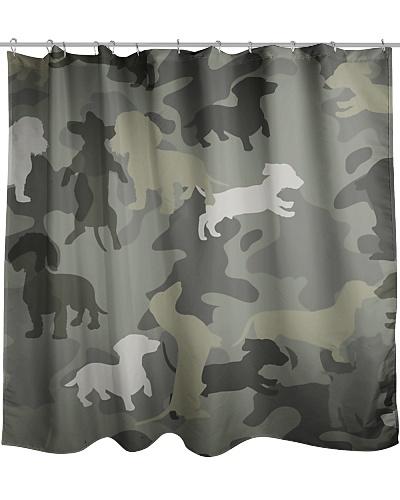 Dachshund Camouflage CT