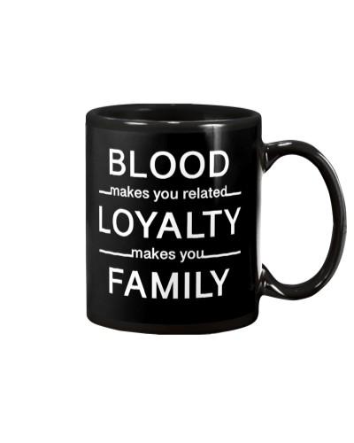 Blood loyalty family - HL