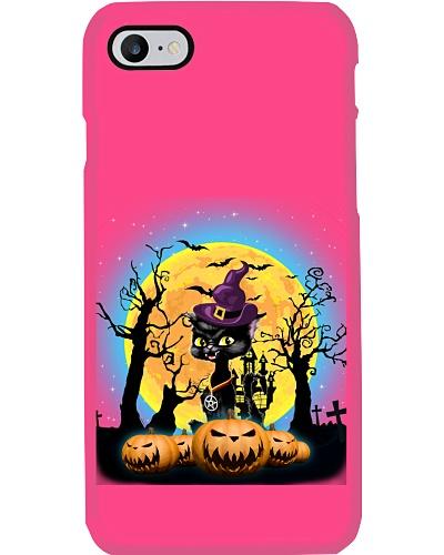 Cat halloween - AS