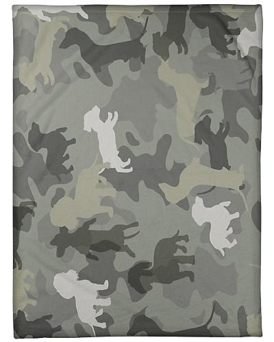 Dachshund Camouflage BLK