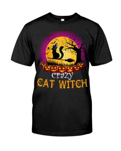 Crazy cat witch - AL