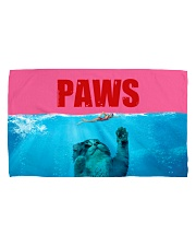 Cat paws - HL Hand Towel (horizontal) thumbnail