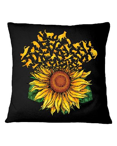 Sunflower cats - HL