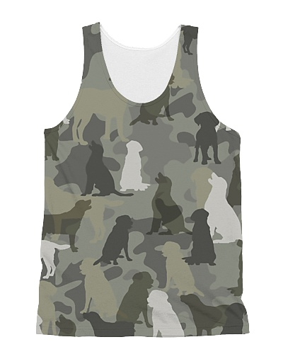 Labrador Retriever Camouflage TT