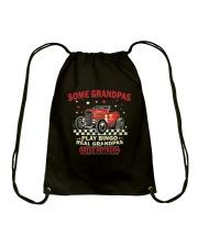 Hot Rod Grandpa Fashion I LIMITED EDITION Drawstring Bag thumbnail
