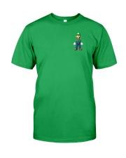 luigi-test-1 Classic T-Shirt front