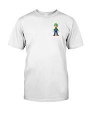 luigi-test-1 Classic T-Shirt tile