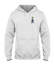 luigi-test-1 Hooded Sweatshirt thumbnail