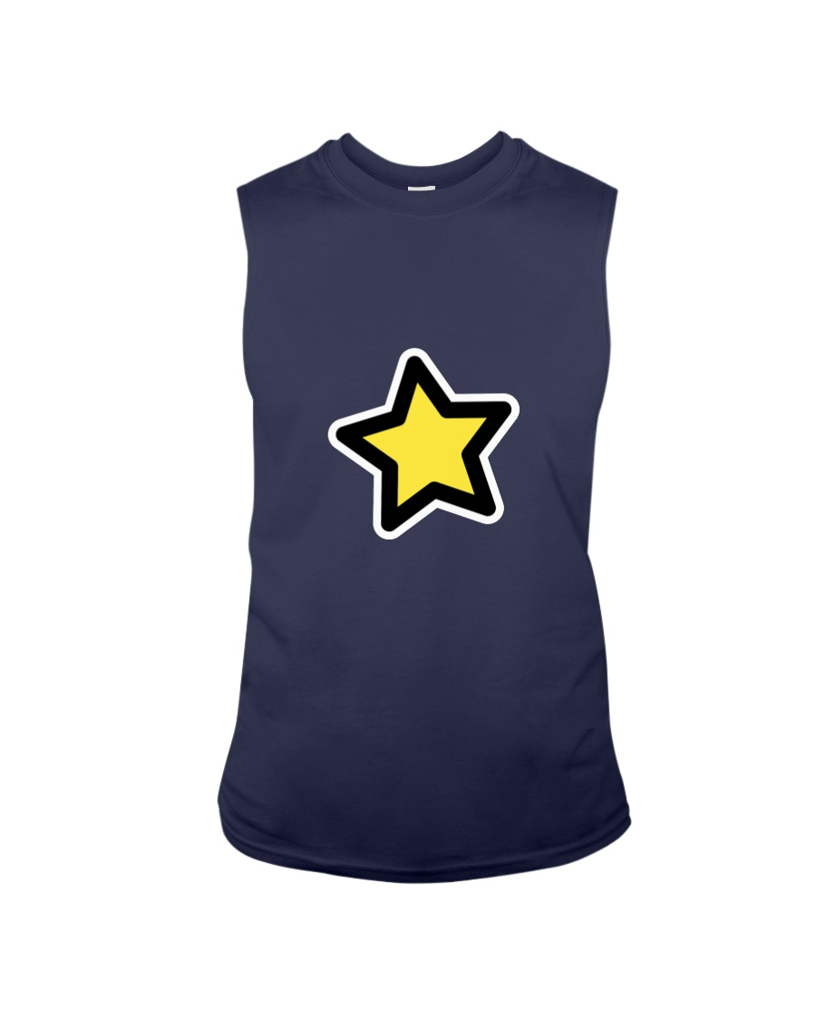 Stars Stuffs Dup 15 Sleeveless Tee