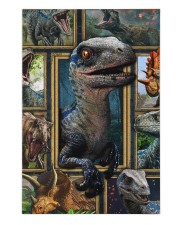 DINO 250 Piece Puzzle (vertical) front