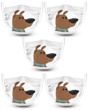 NortTestCD 2 Layer Face Mask - 5 Pack thumbnail