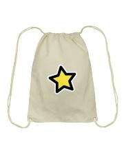 dup stars pixel Drawstring Bag tile