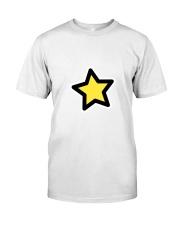 dup stars pixel Classic T-Shirt tile