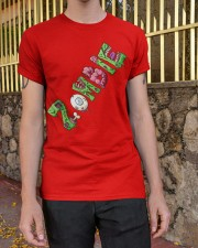 Zombie-02 Classic T-Shirt apparel-classic-tshirt-lifestyle-21