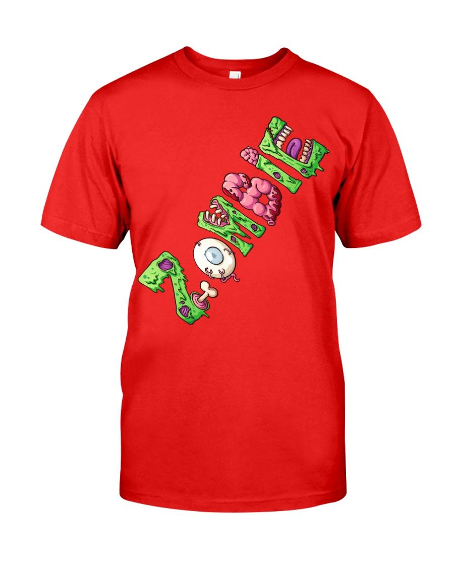 Zombie-02 Classic T-Shirt