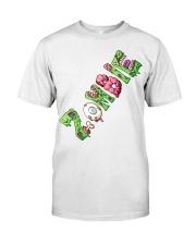 Zombie-02 Classic T-Shirt tile