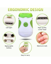 nail-trimmer Electric Nail Trimmer front-05