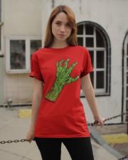 Zombie-01 Classic T-Shirt apparel-classic-tshirt-lifestyle-19