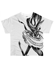 BnW Scorching Betta Splendens 1 All-Over T-Shirt tile