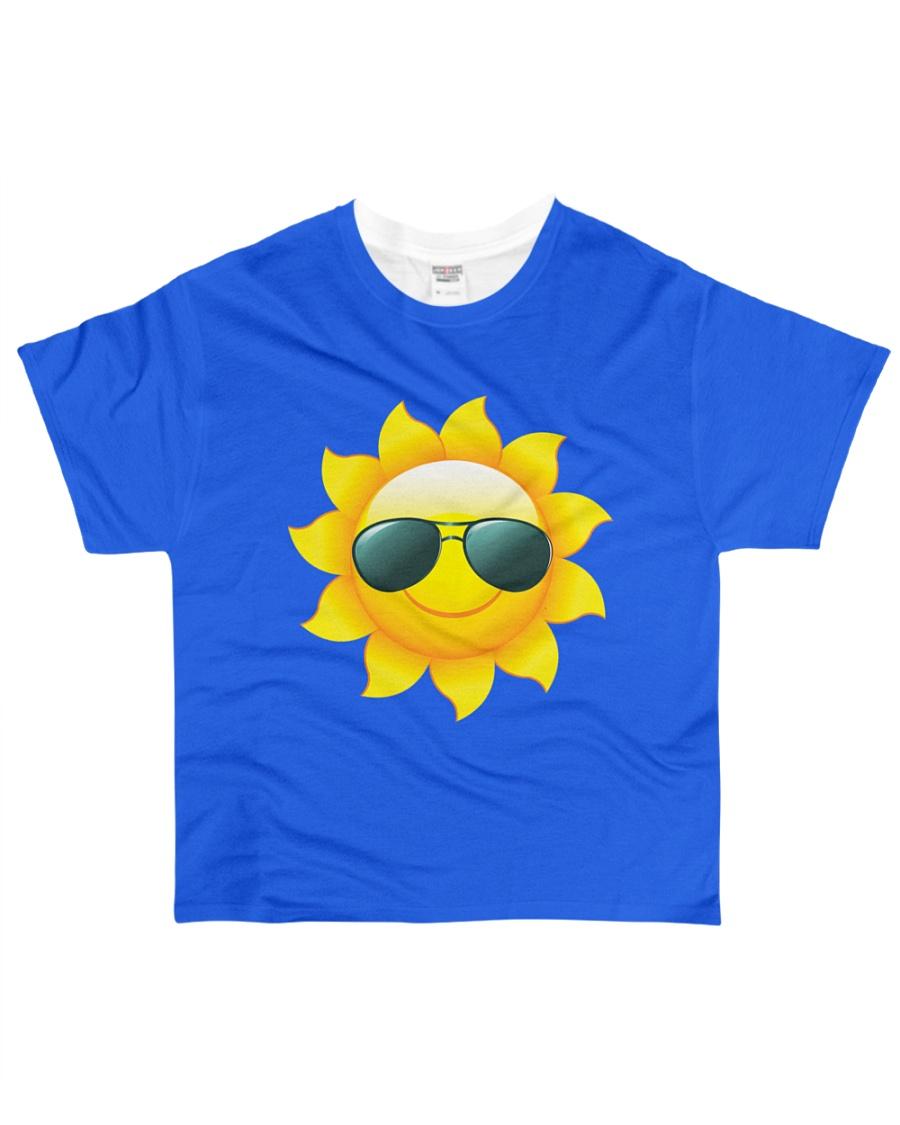 Sun Stuffs All-over T-Shirt