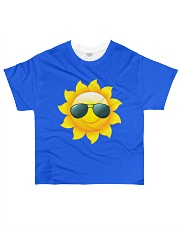 Sun Stuffs All-over T-Shirt front