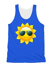 Sun Stuffs All-over Unisex Tank thumbnail